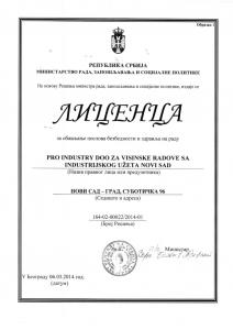 Licenca PRO INDUSTRY (Custom)